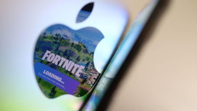 """Fortnite-maker Epic """"wint"""" in Apple-zaak, maar gaat toch in beroep"""