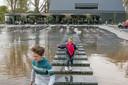 De wandeling start aan het Zomerhuis in Stekene.