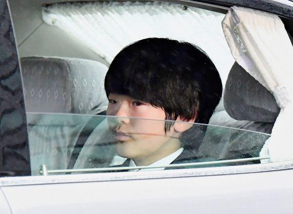 Prins Hisahito.