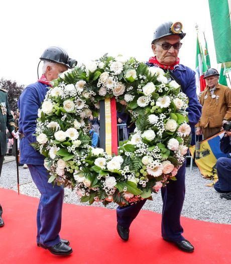 La commémoration du Bois du Cazier à Charleroi est annulée en grande partie