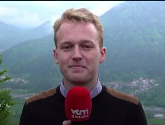 """Maxim Goethals, de frisse wielerverschijning van VTM Nieuws: """"Ik voel de druk wel"""""""
