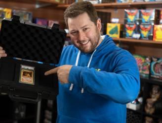 "Yves (29) vindt zeldzame Pokémonkaart: ""Ik wees al bod af van 415.000 euro. Te weinig"""