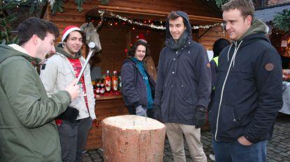 Kerstmarkt aan Toreke en Mozartplein