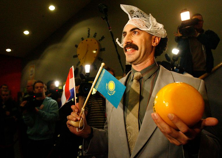 Borat Beeld ANP