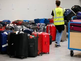 Meeste achtergebleven bagage op Brussels Airport tegen dinsdagochtend naar bestemming