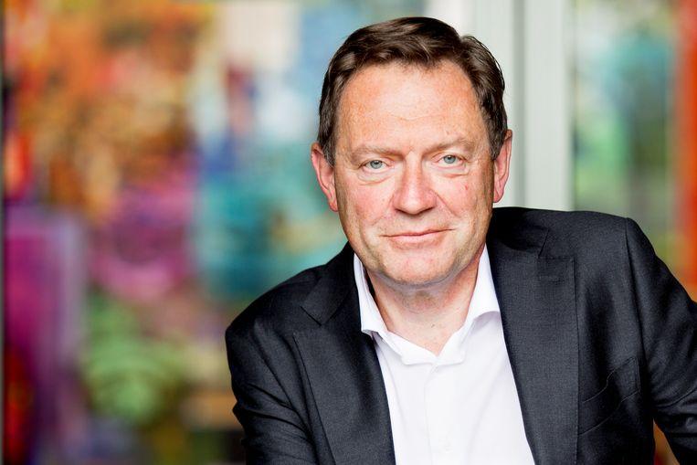 Hans Mommaas, directeur van het Planbureau voor de Leefomgeving. Beeld Arenda Oomen