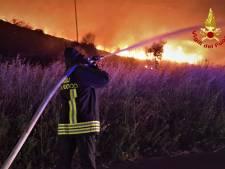 Enorme branden teisteren Sicilië en Turkije, Zuidoost-Europa maakt zich op voor nog meer hitte