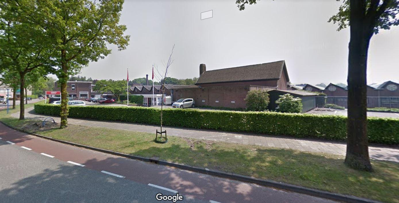 De HaVep gezien vanaf de Bergstraat in Goirle.