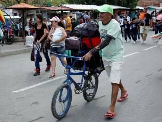 Opnieuw tienduizenden Venezolanen naar Colombia om inkopen te doen