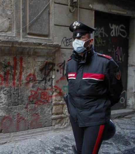 La police italienne porte un coup dur à la mafia et à la jeune génération