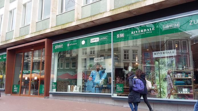woonwinkel in voormalige v&d nijmegen open   nijmegen   ad.nl
