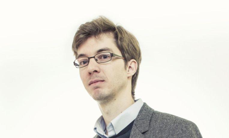 Matthias Somers. Beeld Jef Boes