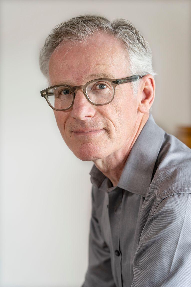 Hans van Hooren, kwartiermaker bij Cultuurherstel, een platform dat culturele instellingen financieel sterker wil maken. Beeld Maurice Boyer