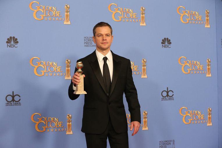 Matt Damon Beeld Photo News