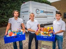 Mahmut (45) uit Enschede had 5400 wachtenden voor zich, en begon daarom zelf een online supermarkt