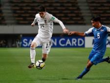 Qualifications pour le Mondial: un doublé pour Junya Ito et un 0-14 historique pour le Japon