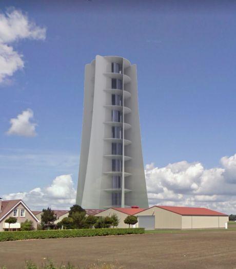 Wiekloze windmolen krijgt weinig bijval in Meierijstad