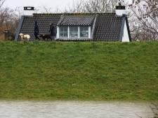 Waterschap Rivierenland waarschuwt: Gladheid op de dijken