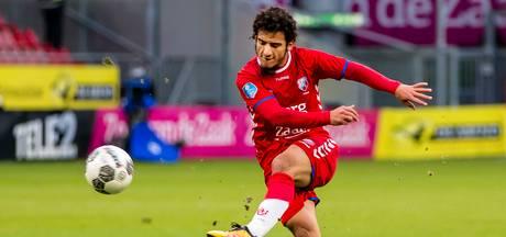 Ayoub vindt grasmat Utrecht helemaal niks: 'Het is 'n zandbak'