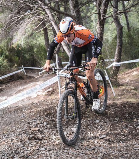 Eindelijk weer fitte mountainbiker Nordemann is blij op een WK te zijn