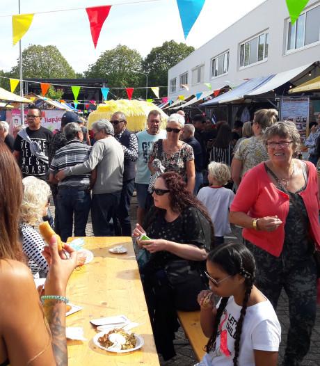 Molukse wijk Oost-Souburg viert 36ste Midzomerfeest