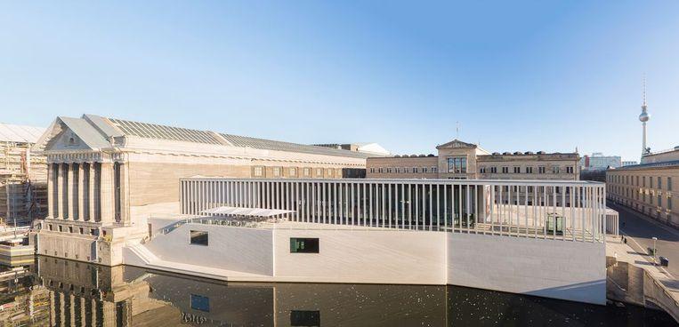 Het Museuminsel in Berlijn. Beeld Staatliche Museen zu Berlin / David von Becker