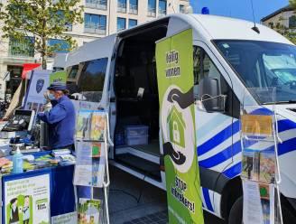 'Prevention Truck' van politiezone Montgomery blijkt groot succes