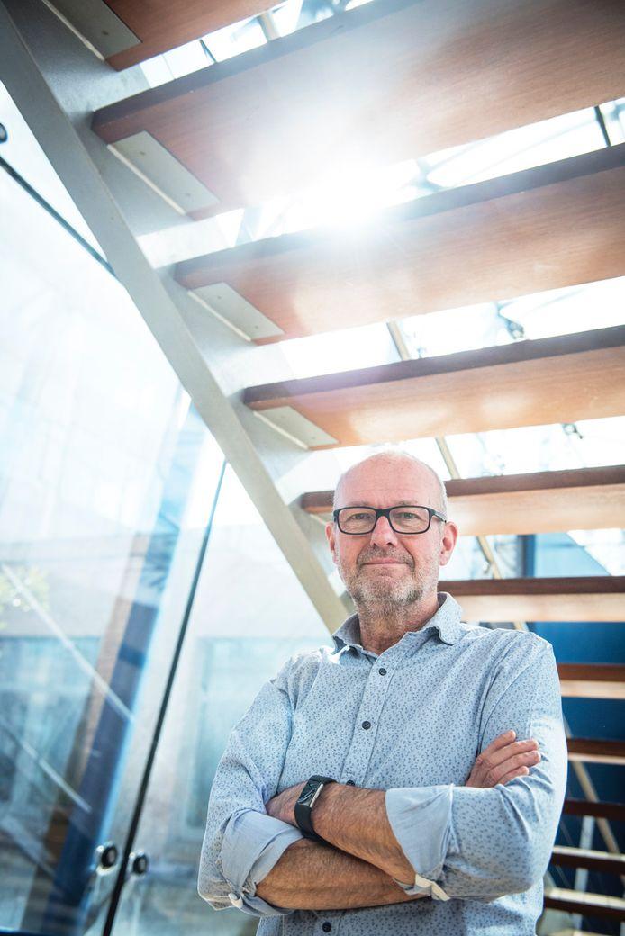 Ignace Glorieux, hoogleraar Sociologie aan de VUB.