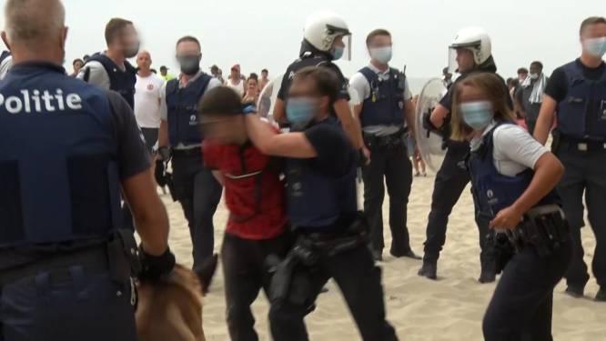 """""""Met een strengere straf was dit niet gebeurd"""": politievakbond vol ongeloof nadat 17-jarige week na rellen in Blankenberge twee agenten verwondt"""