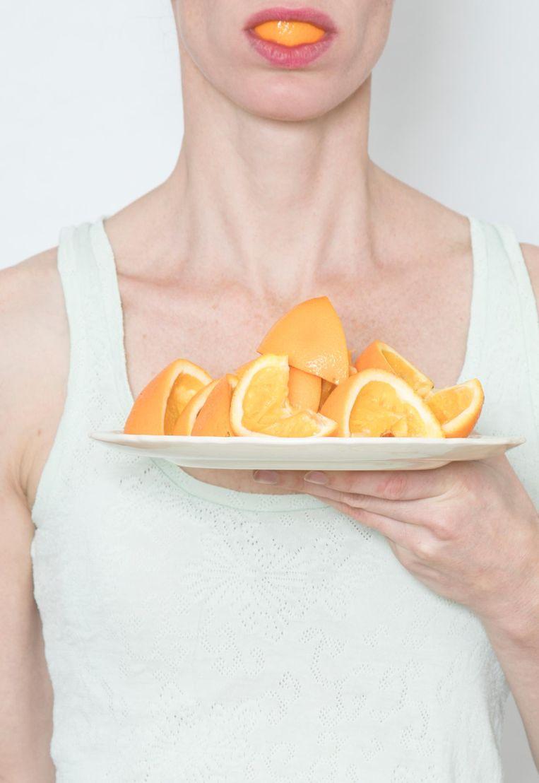 'Vitamine C-pillen zijn echt niet nodig. Eet gewoon een sinaasappel' Beeld Lotte Bronsgeest