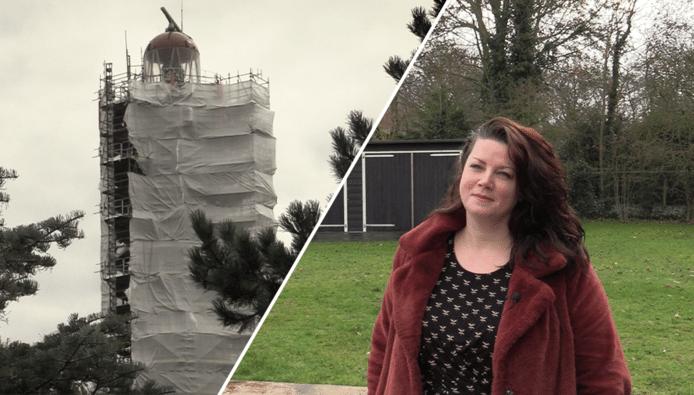 Verslaggeefster Wendy Wagenmakers blikte op pzc.nl terug op de  'Vuurtoren-gate in Nieuw-Haamstede'