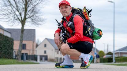 Heistenaar Dirk (52) waagt zich aan 'Marathon des Sables'