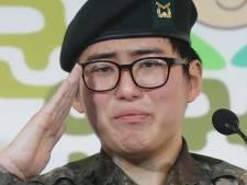 Zelfdoding Zuid-Koreaanse transgender na ontslag uit leger