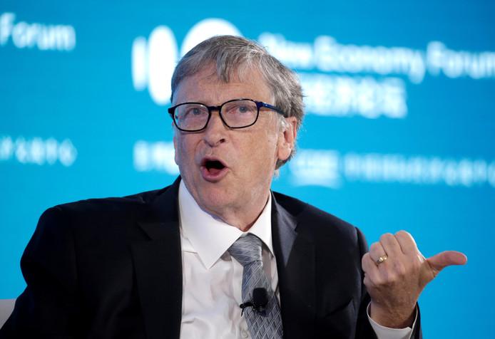 Microsoft-oprichter Bill Gates.