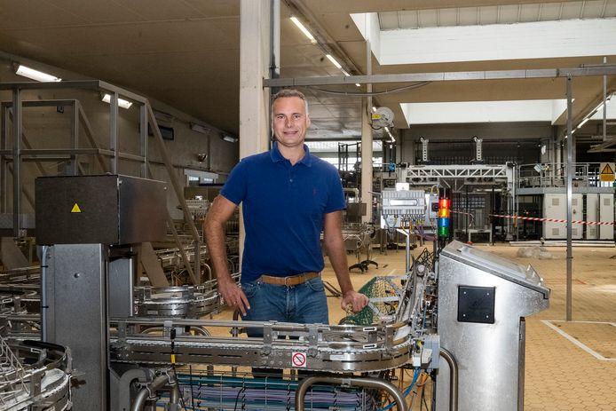 Joos Dauwe, sales manager van het veilinghuis Troostwijk Auctions
