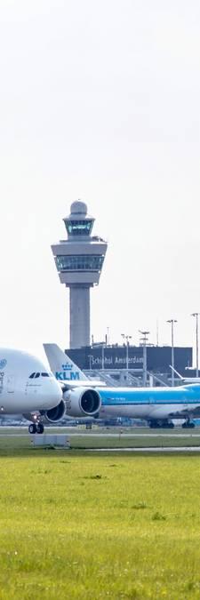 Kamer eist opheldering over gevaarlijke incidenten op Schiphol