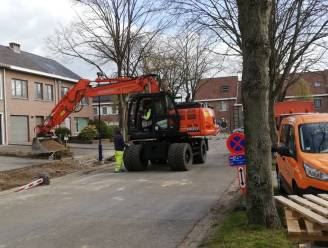 Wierookstuk krijgt nieuwe voetpaden