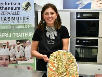 """Slagers lopen warm voor West-Vlaams groenteschelletje en groentekroket: """"Eetgewoonten veranderen, we moeten mee met de tijd"""""""