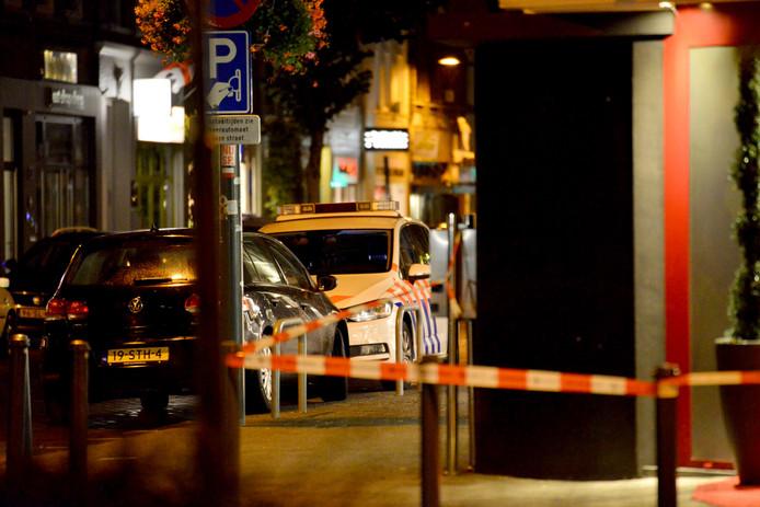 Gewapende overval op casino in Breda.