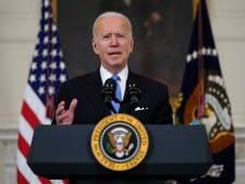 LIVE | Biden: Alle volwassen Amerikanen eind mei ingeënt, 'Een derde non-foodwinkels straks verdwenen'