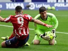 Un très bon Courtois, un excellent Carrasco et un partage dans le derby de Madrid