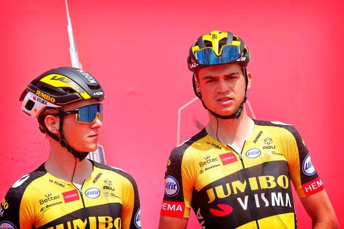 Bras droit de Primoz Roglic en montagne lors du dernier Tour de France, Sepp Kuss s'est engagé dans la durée avec Jumbo-Visma.