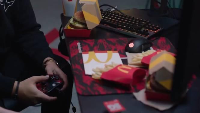 McDonalds gaat samenwerken met esportsorganisatie FaZe Clan