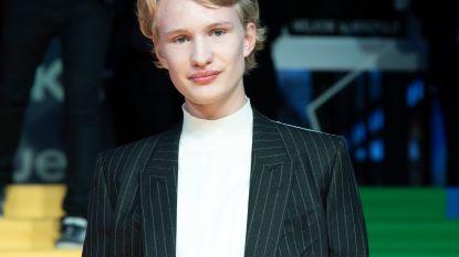 Victor Polster bekroond in Stockholm voor zijn hoofdrol in 'Girl'