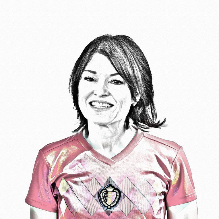 Linda De Win. Beeld RV Jorne Daems