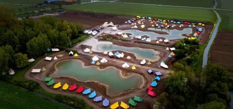 Luxe kamperen in toekomstig vakantiepark op landgoed De Acht Morgen