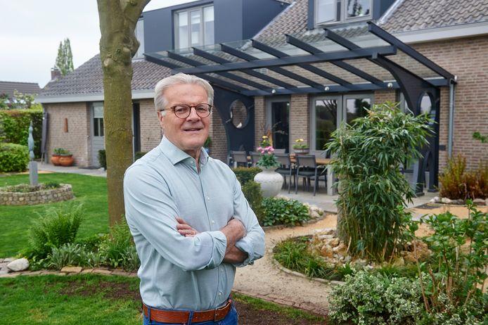 """Wim van Meijl uit Sint  Oedenrode: ,,Wij zijn geen appartementenmensen."""""""