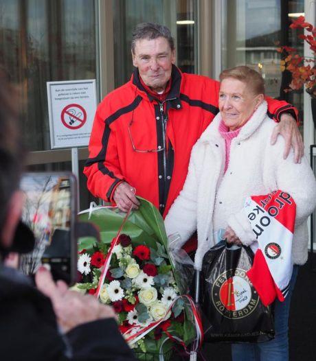 Zanger van Feyenoord-lied 'Hand in Hand, Kameraden' op 83-jarige leeftijd overleden