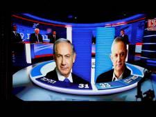 Exitpoll Israel: premier Netanyahu niet langer de grootste