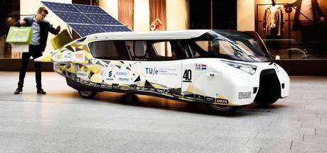 Eneco werkt mee aan futuristische gezinsauto